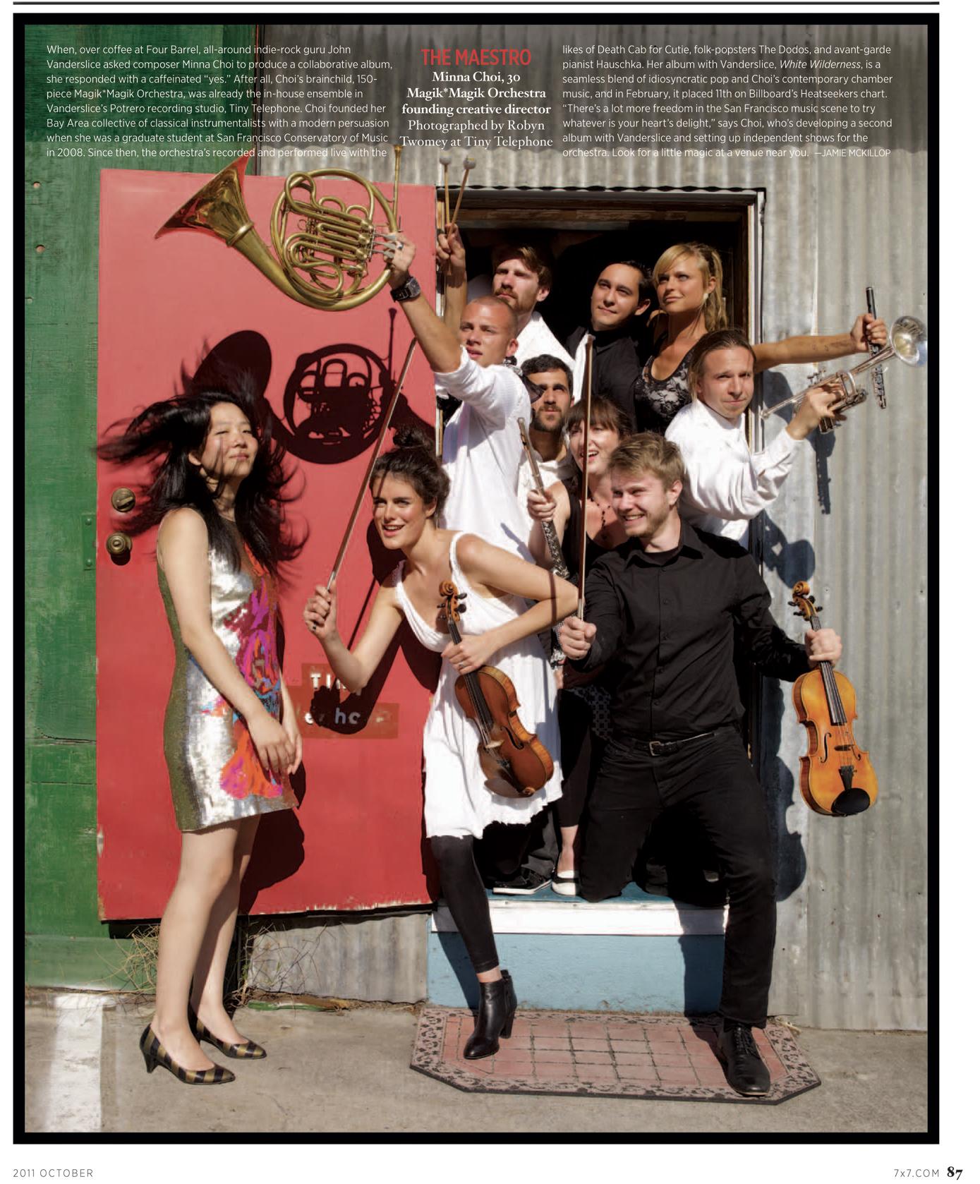 Magik*Magik Orchestra